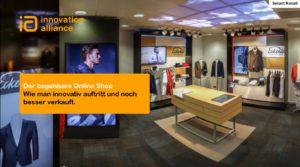 Der begehbare Online Shop