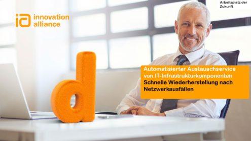 Automatisierter Austauschservice von IT-Infrastrukturkomponenten