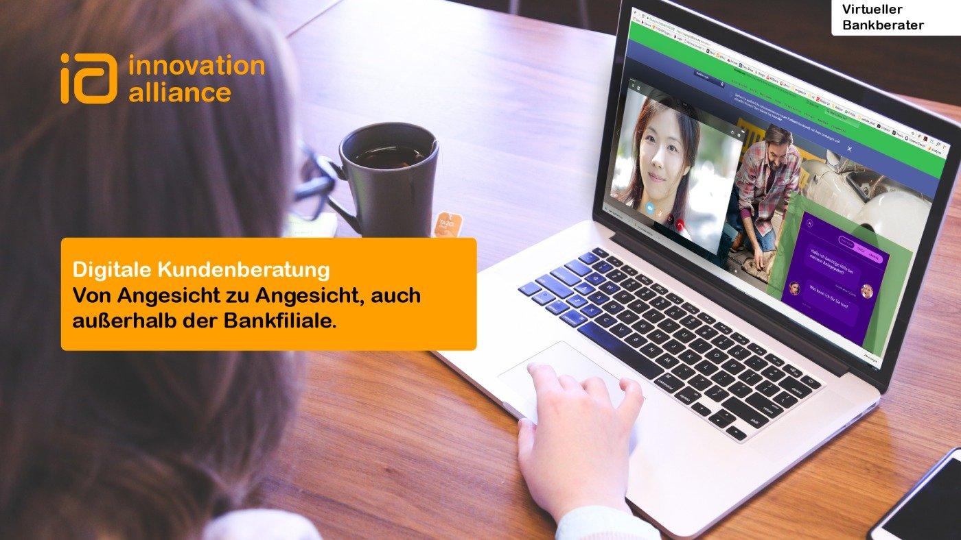 thumbnail of Damovo_virtueller_Bankberater