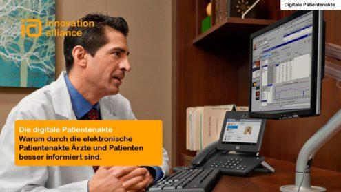 Die digitale Patientenakte
