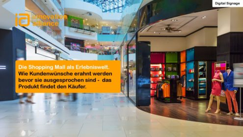 Die Shopping Mall als Erlebniswelt